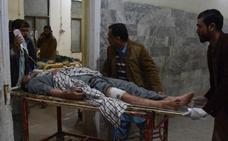 Al menos quince muertos tras un atentado suicida en una mezquita de Pakistán
