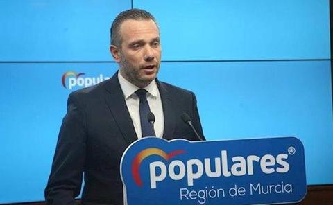 PP: «Otro ministro socialista que viene a la Región y se va sin comprometerse con proyectos e inversiones»