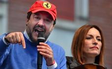 Salvini pide el voto en las regionales de Emilia-Romaña «para firmarle la carta de despido» al Gobierno italiano