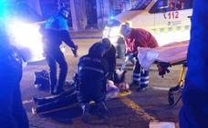 Detenido por matar a cuchilladas a su hermano en Burgos