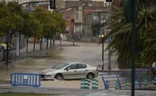 Las borrascas de diciembre y enero dejan en Murcia lluvias que superan la media de todo el invierno