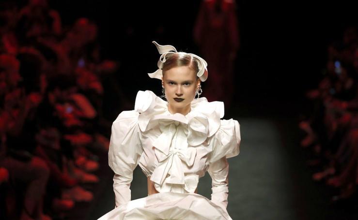 Juan Vidal: Madrid Fashion Week Otoño/Invierno 2020