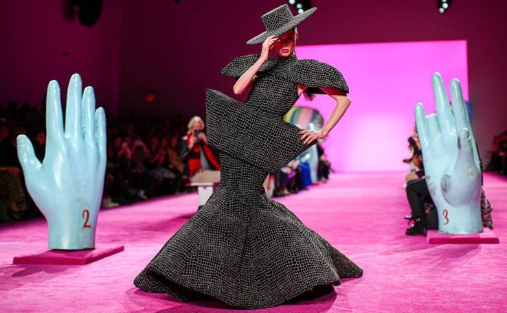 Christian Siriano: New York Fashion Week Otoño/Invierno 2020