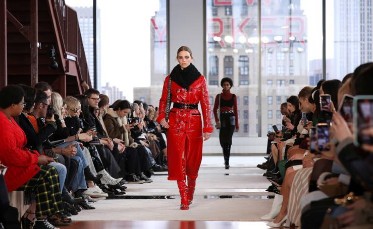 Longchamp: New York Fashion Week Otoño/Invierno 2020