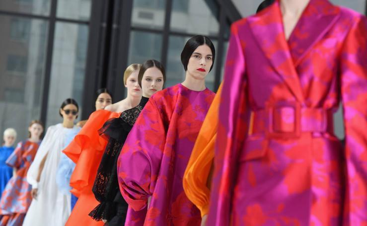 Carolina Herrera: New York Fashion Week Otoño/Invierno 2020