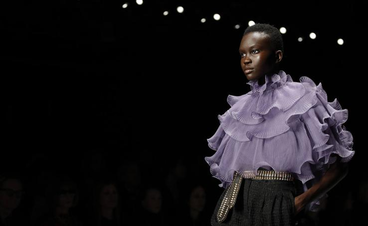Alberta Ferretti: Milán Fashion Week Otoño/Invierno 2020