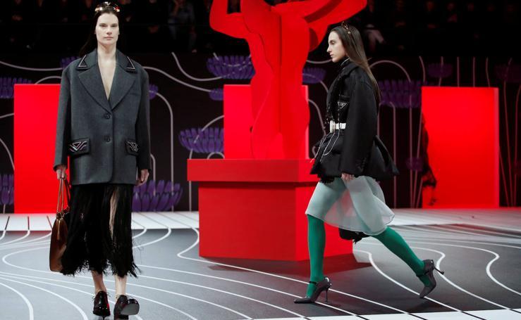 Prada: Milán Fashion Week Otoño/Invierno 2020