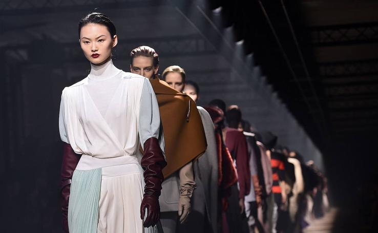 Givenchy: París Fashion Week Otoño/Invierno 2020