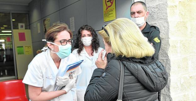 Los casos de coronavirus ascienden a 29, con un primer ingresado ...