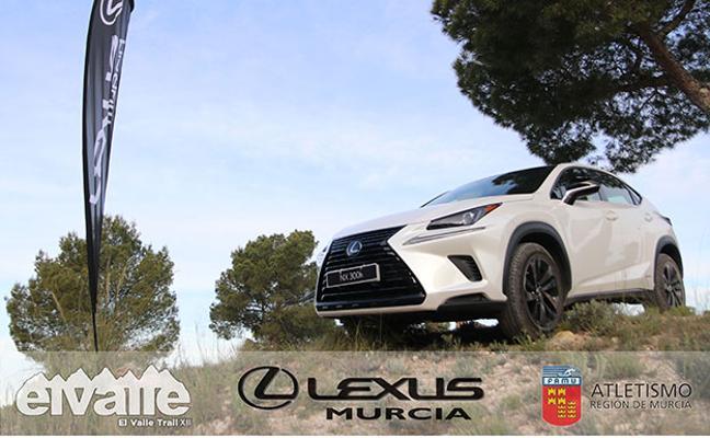 Lexus Murcia repite éxito en El Valle Trail