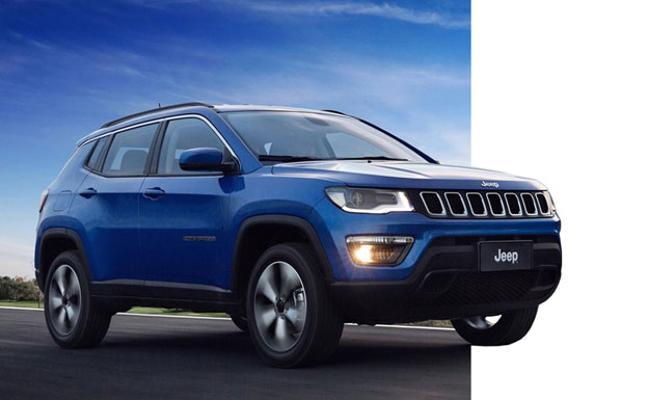 Jeep Compass, dinamismo, confort y seguridad