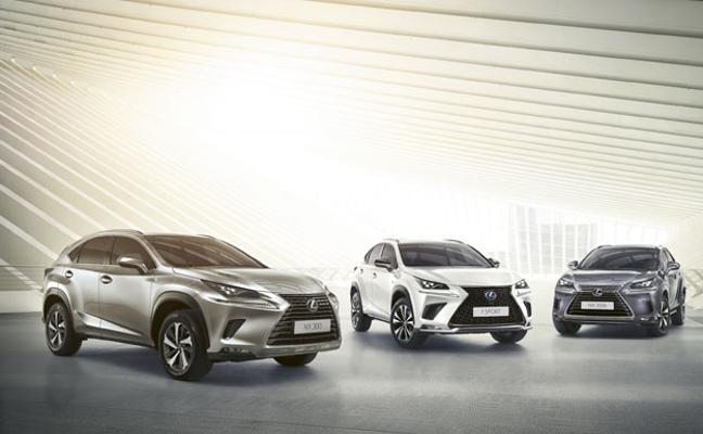 Los europeos eligen a Lexus como la marca de coches más fiable