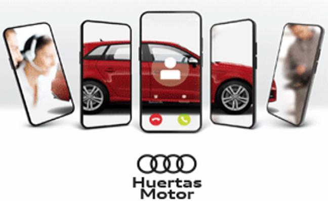 Audi Huertas Motor, comprometidos más que nunca con sus clientes
