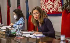 Pleno del Ayuntamiento de Cartagena de mayo de 2020