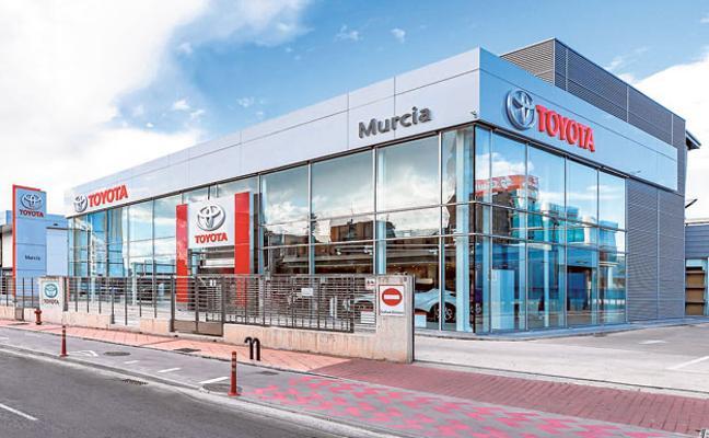 Toyota Murcia estrena nuevas instalaciones en la ciudad