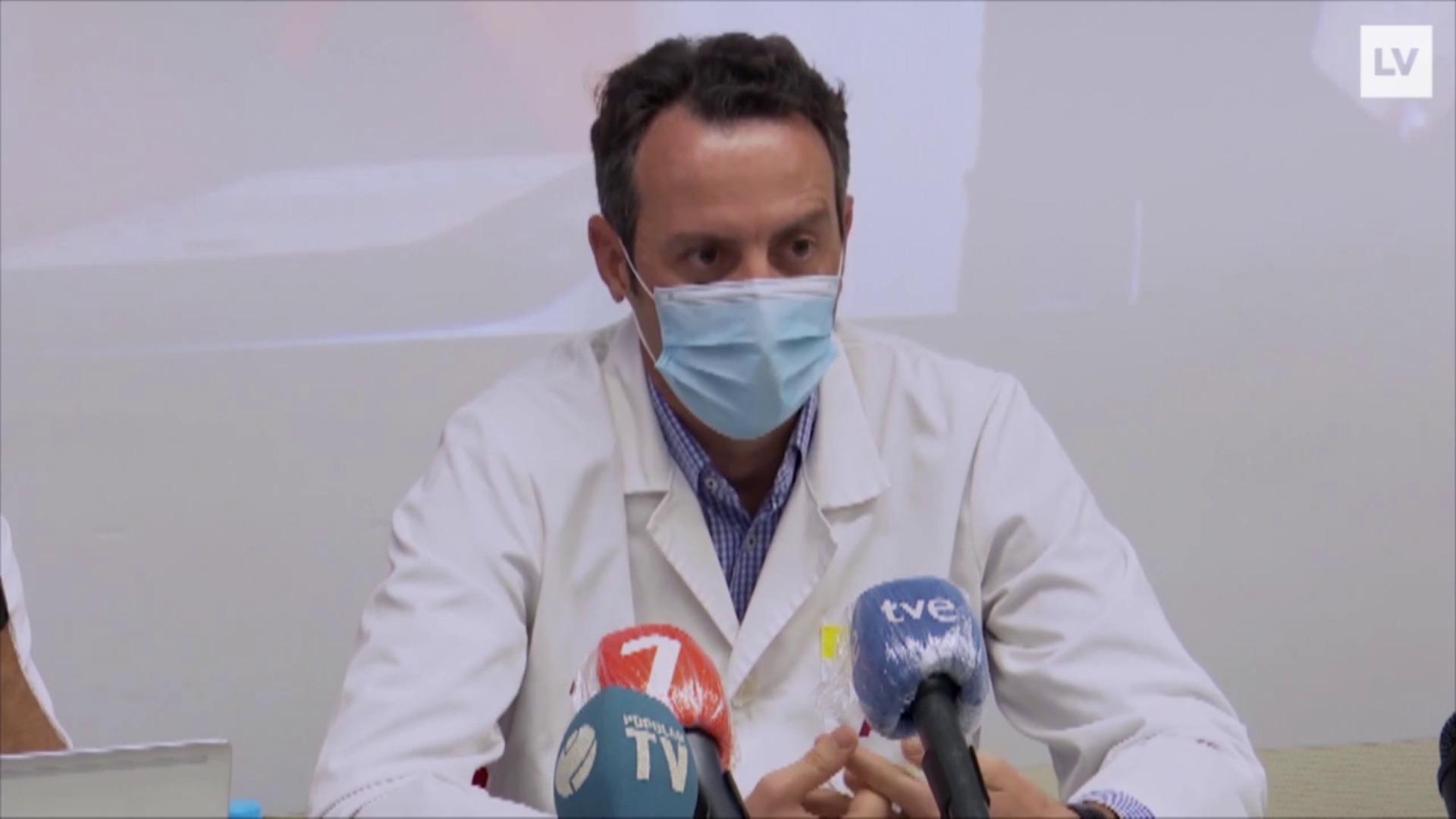 La Arrixaca realiza el segundo trasplante en España de un corazón de donante en asistolia