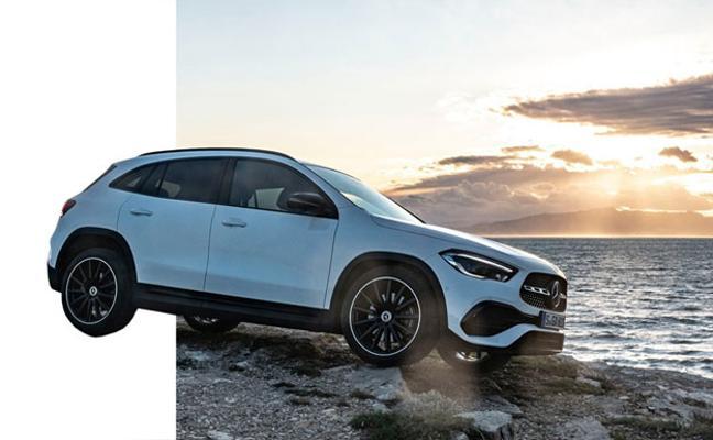 El nuevo Mercedes-Benz GLA, más carácter, más espacio, más seguridad