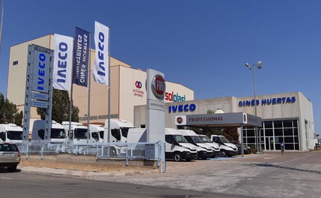 Ginés Huertas Industriales renueva sus instalaciones en Lorca y amplía servicios
