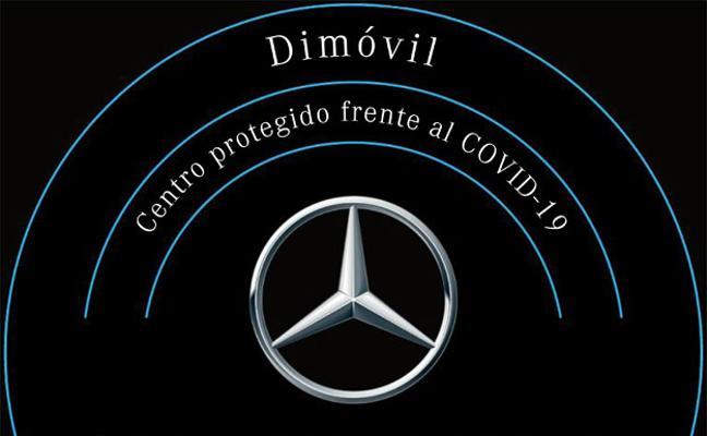 Dimovil recibe el sello de 'Centro protegido frente a la Covid-19'