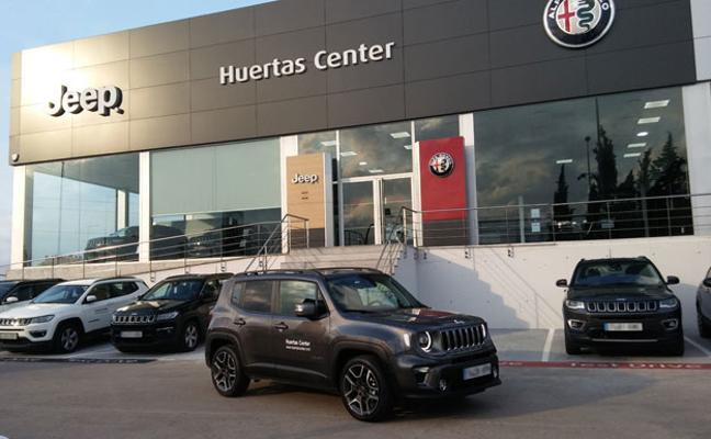 Huertas Center y Motor Cartagena lanzan en promoción el Jeep Compass y Renegade