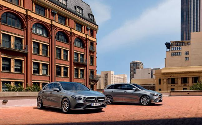 Mercedes-Benz lanza la nueva gama EQ Power de híbridos enchufables