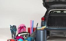 Las multas a las que te enfrentas por colocar mal el equipaje en el coche