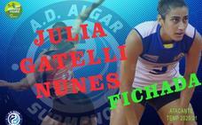 El Algar ficha a la atacante brasileña Julia Gatelli
