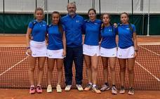 El Murcia Club de Tenis peleará por ascender a la primera división femenina