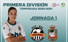 El Roldán arrancará la Liga el 18 de octubre ante el Poio gallego en casa