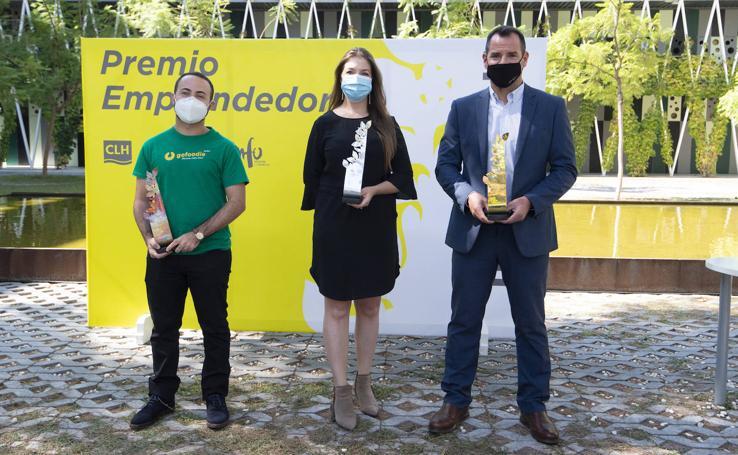 Entrega del Premio Emprendedor del año de la Región de Murcia