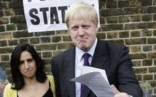 Boris Johnson, infiel por naturaleza