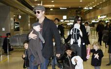 Jolie y Pitt pelean por la custodia de sus hijos