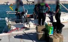 Desarticulada una red de traficantes de droga en las costas de Andalucía