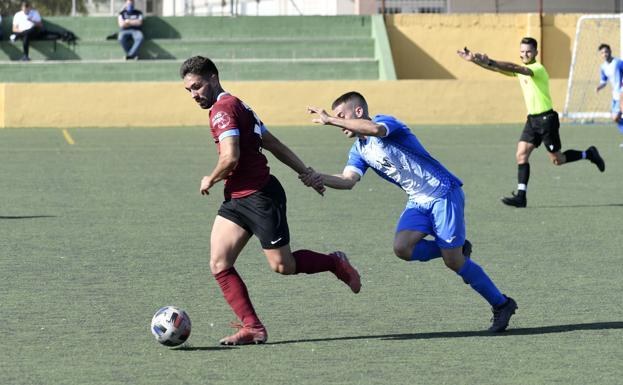 Partido del Águilas F. C. contra C. D. Plus Ultra. /Alfonso Durán / AGM