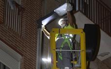 El Ayuntamiento de Murcia ahorrará 3,4 millones gracias a las 5.000 farolas led instaladas en el último año