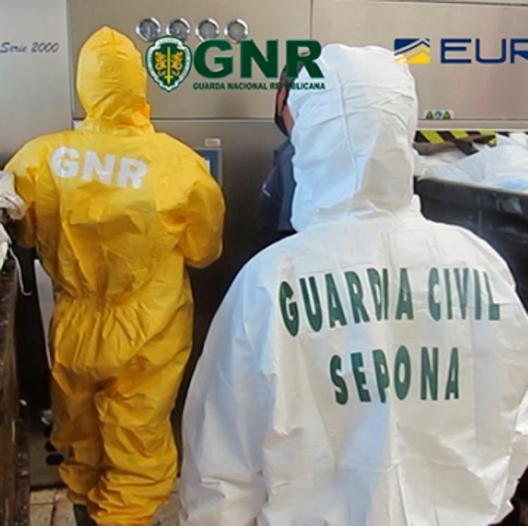20 detenidos por la gestión irregular de residuos biosanitarios de la covid-19