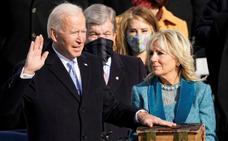 La toma de posesión de Biden, en imágenes