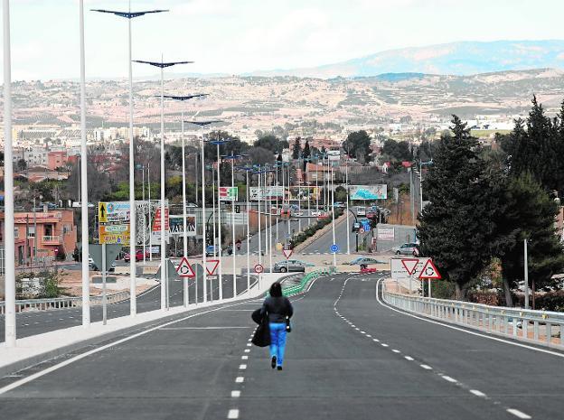 La Avenida De Levante En Murcia Abrirá En Marzo Para Aliviar El Tráfico En La Costera Sur La Verdad