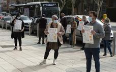 Los autónomos protestan por la falta de ayudas directas en Cartagena