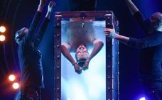 La magia inunda el Teatro Circo Price de Madrid