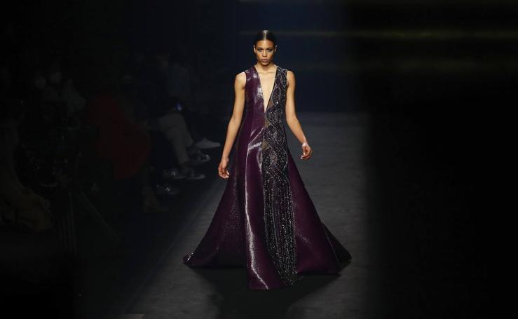 Isabel Sanchís: Madrid Fashion Week Otoño/Invierno