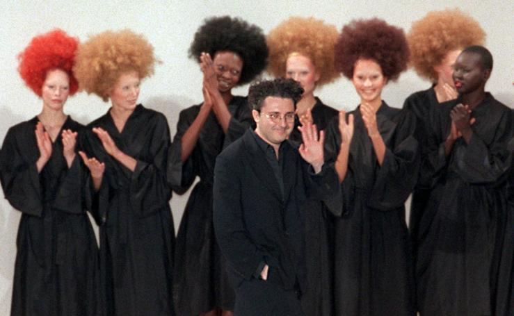 Alber Elbaz, un diseñador respetado