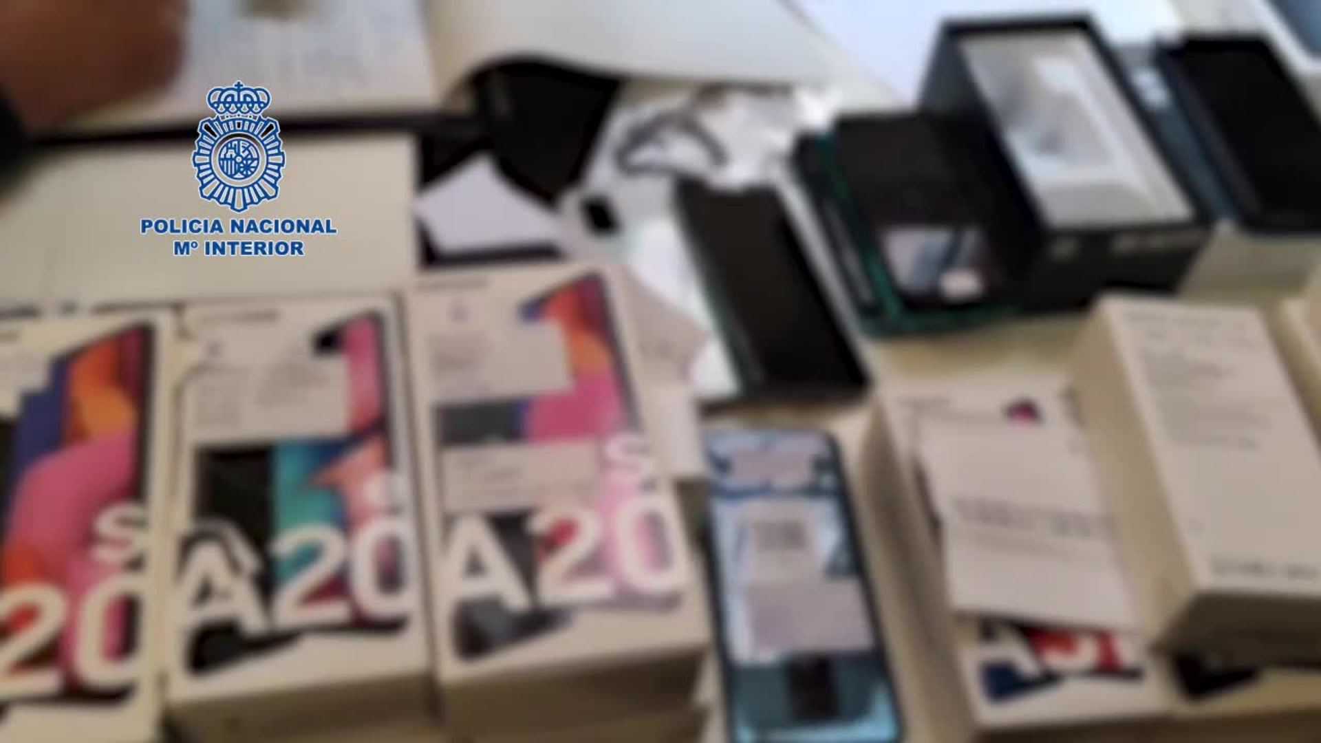 Cae en Cartagena una organización dedicada a las estafas en red cuyos integrantes se hacían pasar por víctimas