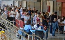 Comienza la vacunación a personas de entre 50 y 59 años en la Región
