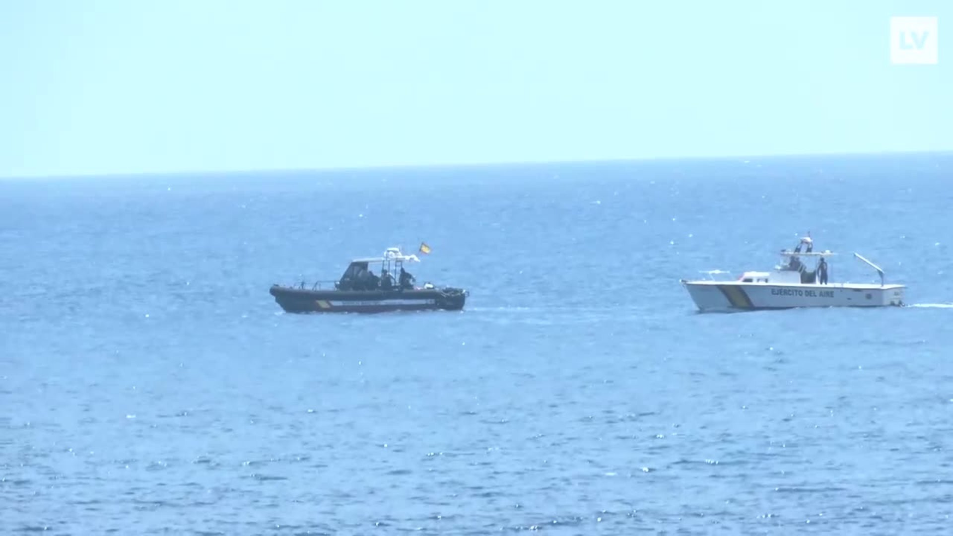 Muere un piloto de avioneta al estrellarse contra el mar en Cabo de Palos
