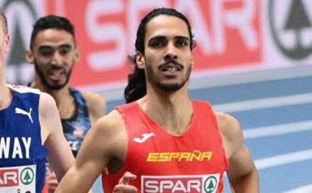 Mohamed Katir bate el récord de España de 5.000 metros | La Verdad