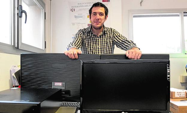 Eduardo Illueca, researcher at the Seneca Foundation.
