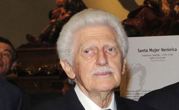 Carmelo García de Castro. / V. VICÉNS