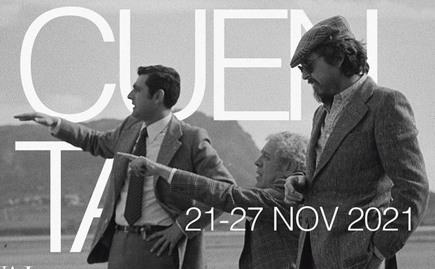 The poster of the Cartagena International Film Festival 2021.