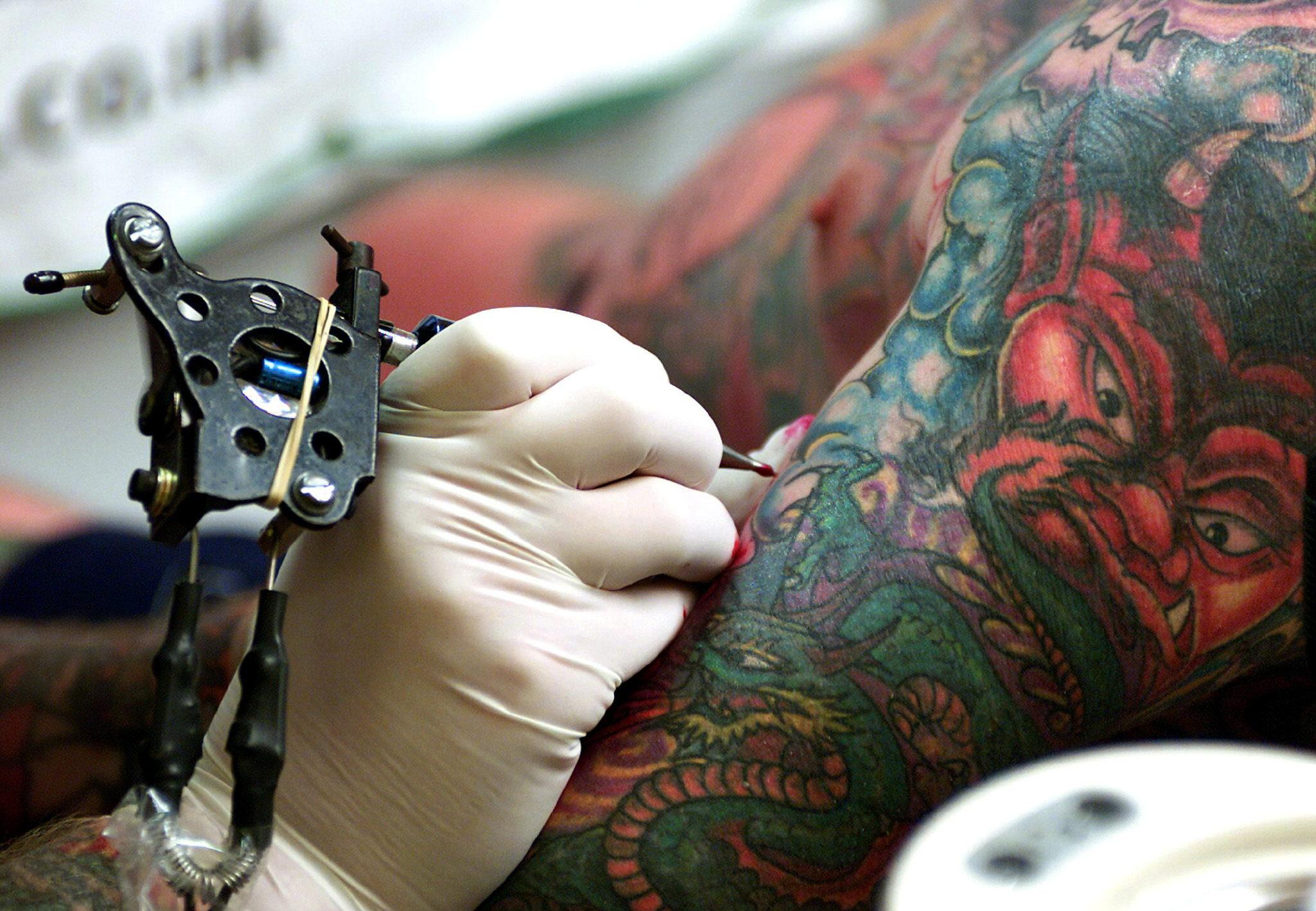 Reglas para hacerse un tatuaje